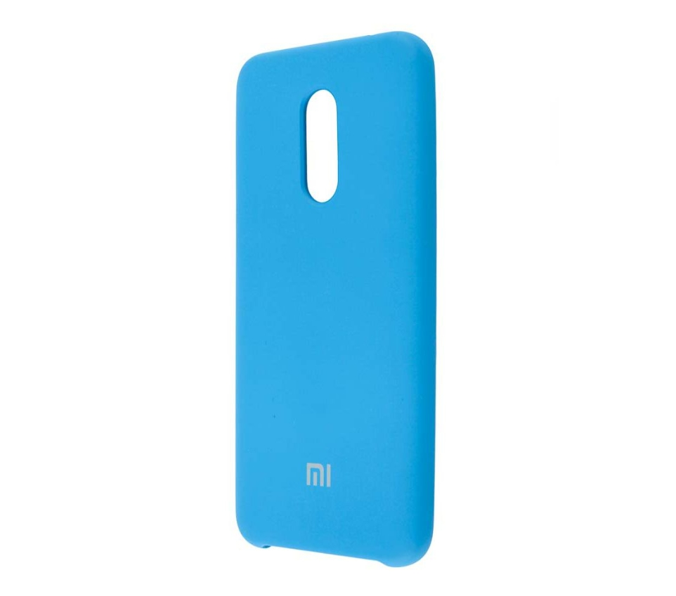 Xiaomi Redmi 5 Plus TPU Soft Touch (Light blue)