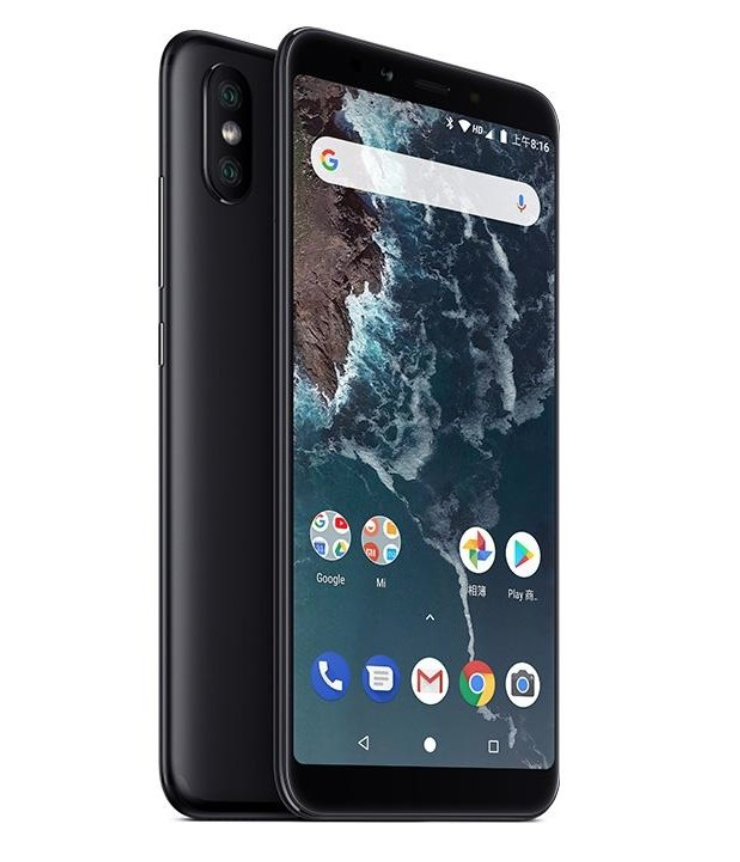 Xiaomi Mi A2 4/64GB Black (Global Version)