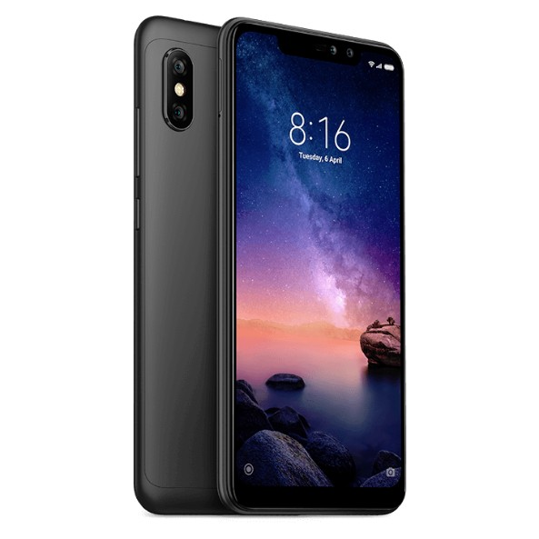 Xiaomi Redmi Note 6 Pro 4/64GB Black (Global Version)