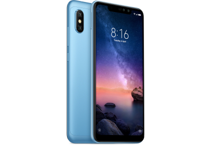 Xiaomi Redmi Note 6 Pro 3/32GB Blue (Global Version)