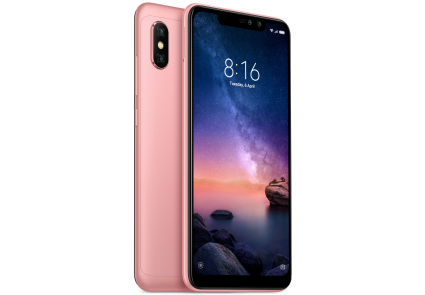 Xiaomi Redmi Note 6 Pro 3/32GB Rose Gold (Global Version)