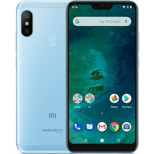 Xiaomi Mi A2 lite 4/64GB Blue (Global Version)