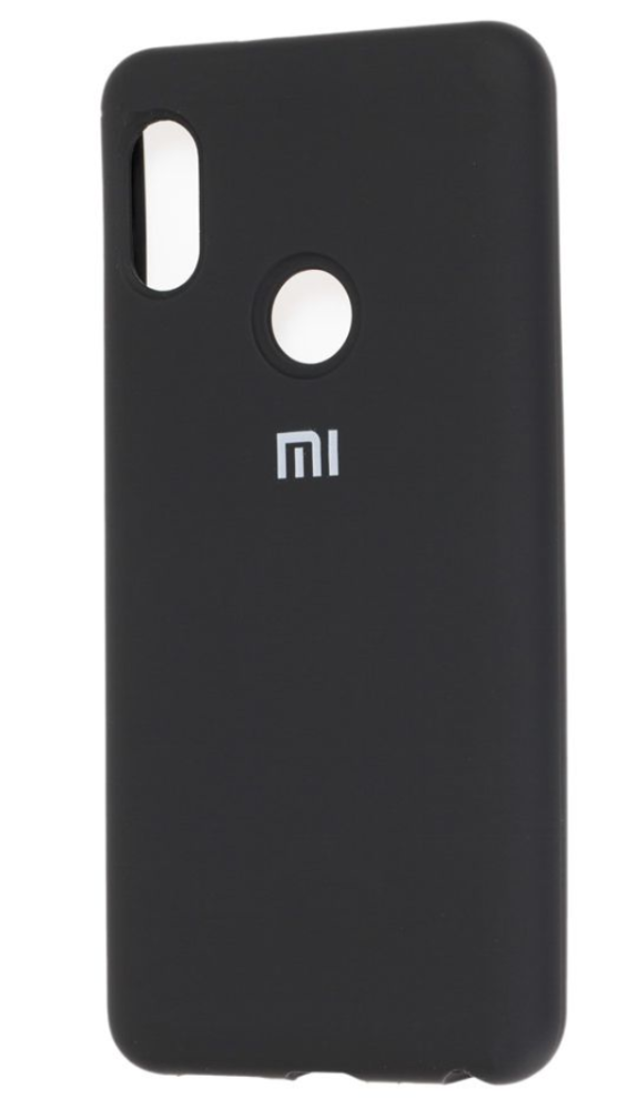 Xiaomi Redmi Note 5 TPU Soft Touch (Black)