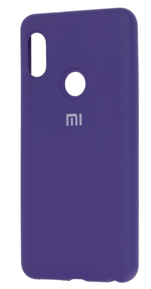 Xiaomi Redmi Note 5 TPU Soft Touch (Violet)