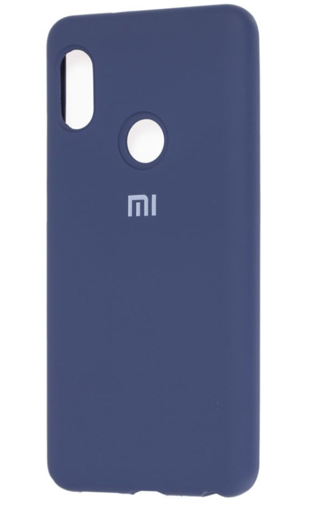 Xiaomi Mi A2 Lite TPU Soft Touch (Dark Blue)