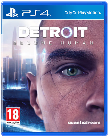 GAME DETROIT: Become Human (ENG)