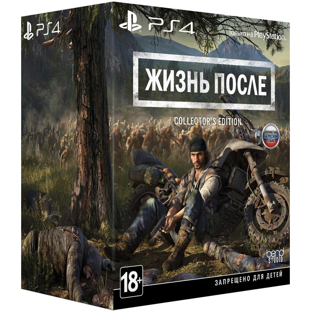 GAME DAYS GONE S.E. PS4 (RUS)