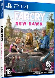 GAME FARCRY New Dawn (RUS)