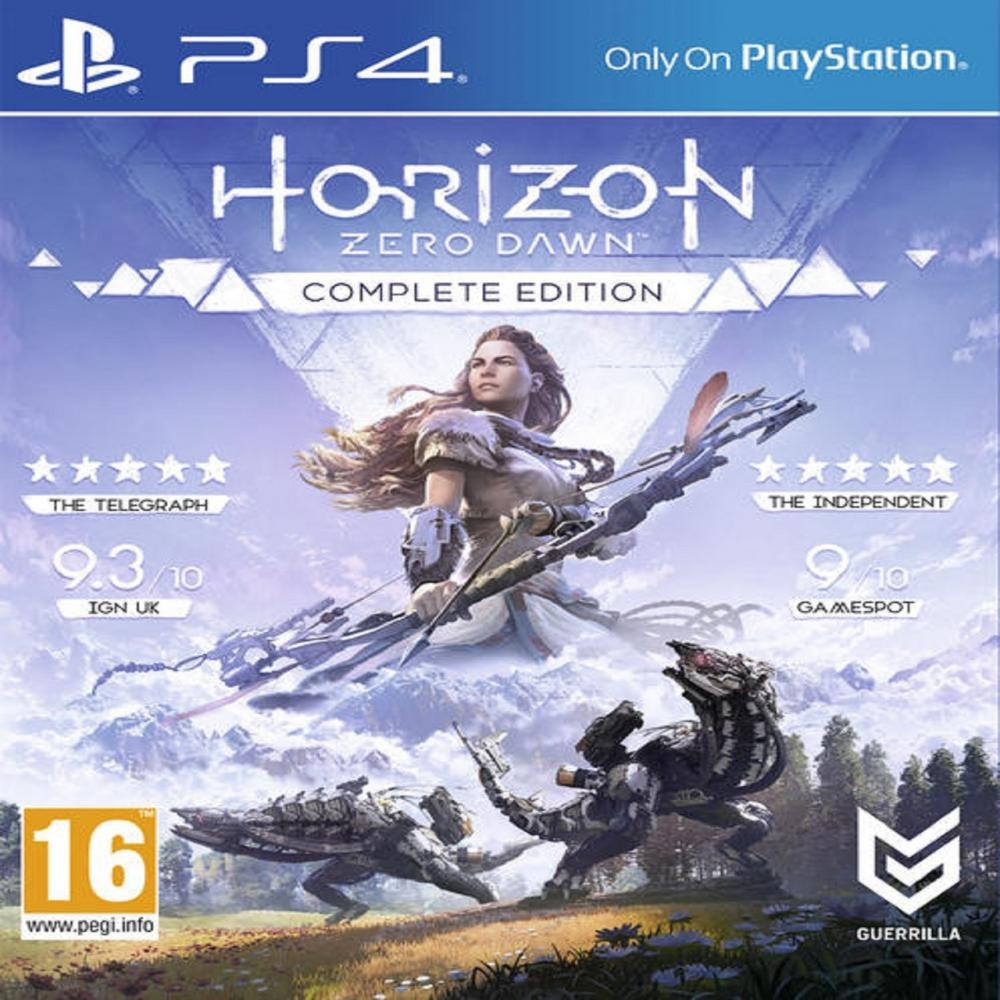 GAME HORIZON ZERO DAWN:Complete Edition (RUS)