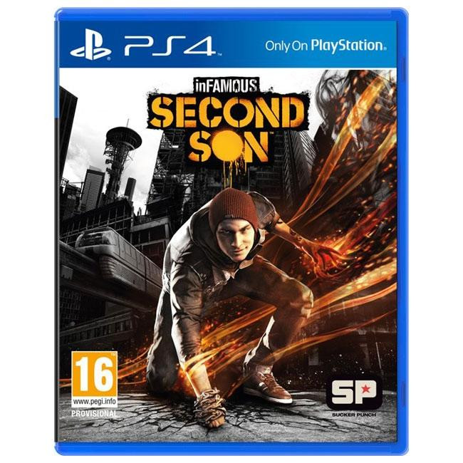 GAME INFAMOUS: SECOND SON (RUS)