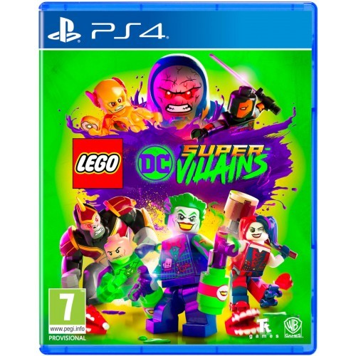 GAME LEGO DC Super-Villains (RUS)
