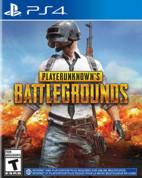 GAME PLAYERUNKNOWNS BATTLEGROUNDS (RUS)