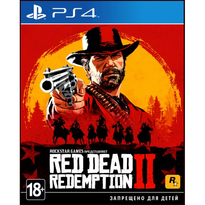 GAME RED DEAD REDEMPTION2 (RUS)