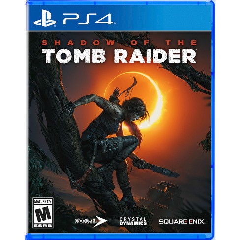 GAME SHADOW OF THE TOMB RAIDER (RUS)
