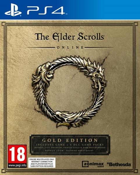 GAME THE ELDER SCROLLS ONLINE (ENG)