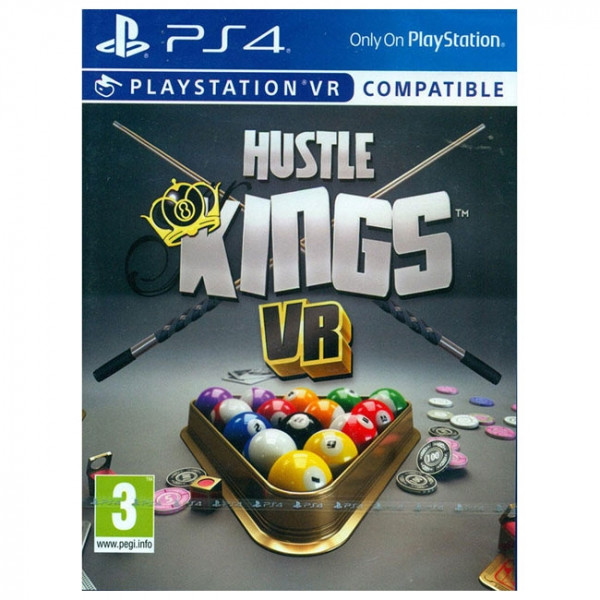 GAME VR HUSTLE KINGS (RUS)