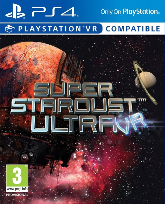 GAME VR STARDUST ULTRA (RUS)