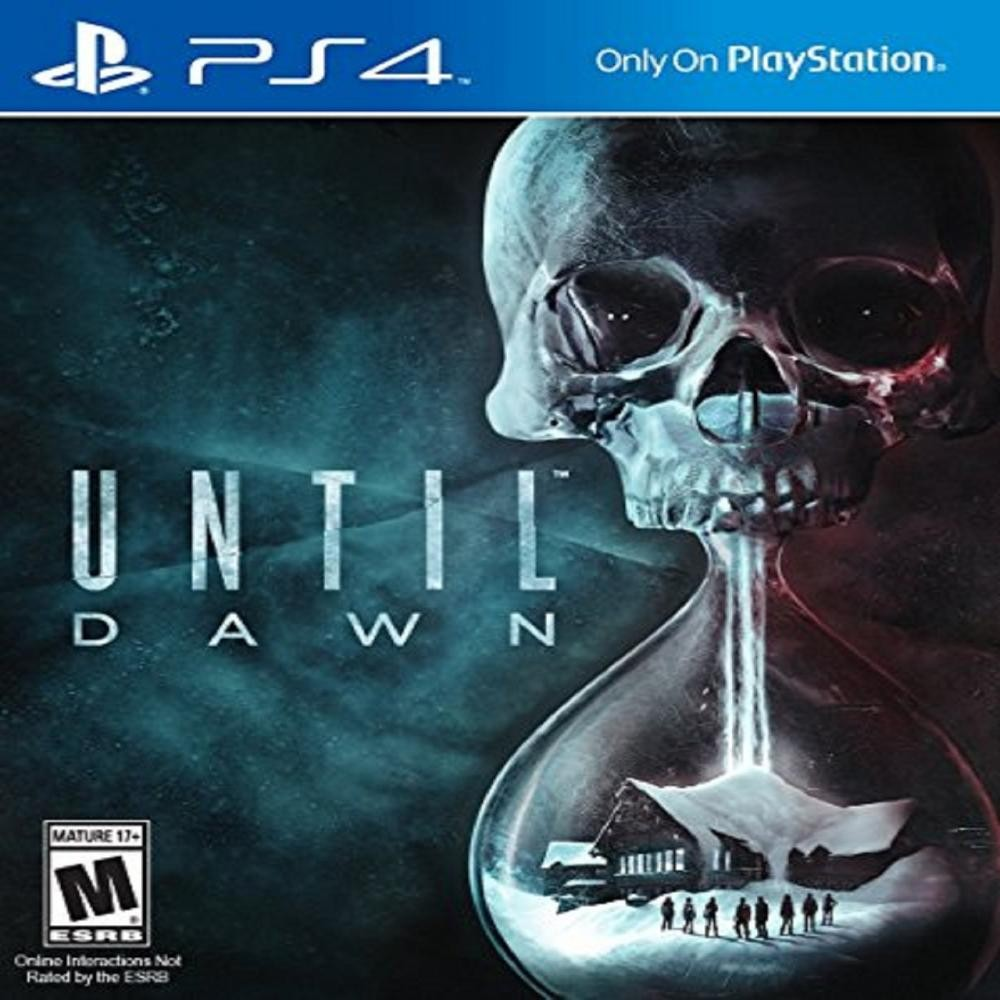 GAME VR UNTIL DAWN (RUS)